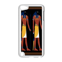 Egyptian Mummy Guard Treasure Monster Apple iPod Touch 5 Case (White)
