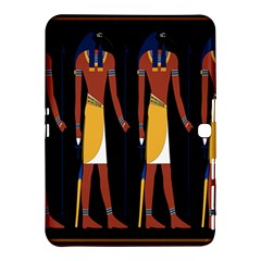 Egyptian Mummy Guard Treasure Monster Samsung Galaxy Tab 4 (10 1 ) Hardshell Case