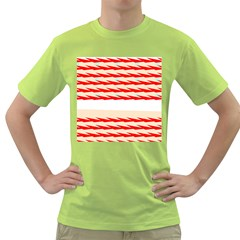 Chevron Wave Triangle Red White Circle Blue Green T Shirt