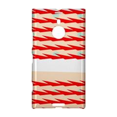 Chevron Wave Triangle Red White Circle Blue Nokia Lumia 1520
