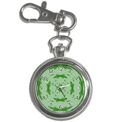 Green Hole Key Chain Watches