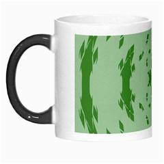 Green Hole Morph Mugs