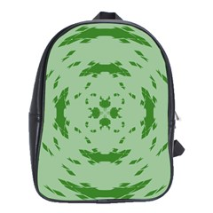 Green Hole School Bags(Large)