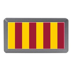 Red Yellow Flag Memory Card Reader (Mini)
