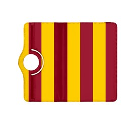 Red Yellow Flag Kindle Fire HDX 8.9  Flip 360 Case