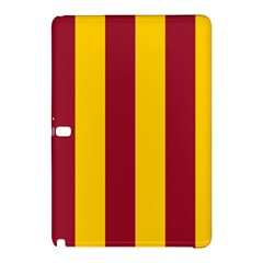 Red Yellow Flag Samsung Galaxy Tab Pro 12.2 Hardshell Case