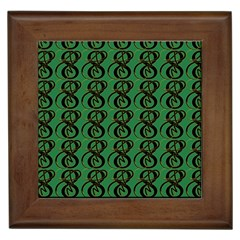 Abstract Pattern Graphic Lines Framed Tiles