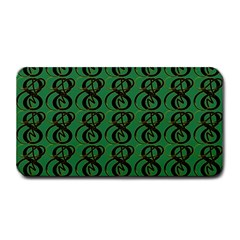 Abstract Pattern Graphic Lines Medium Bar Mats
