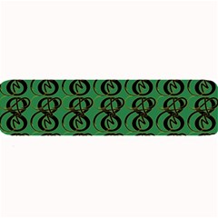 Abstract Pattern Graphic Lines Large Bar Mats