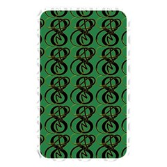 Abstract Pattern Graphic Lines Memory Card Reader