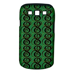 Abstract Pattern Graphic Lines Samsung Galaxy S Iii Classic Hardshell Case (pc+silicone)