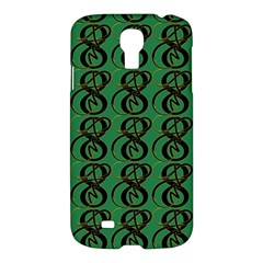 Abstract Pattern Graphic Lines Samsung Galaxy S4 I9500/i9505 Hardshell Case