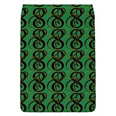 Abstract Pattern Graphic Lines Flap Covers (S)