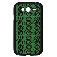 Abstract Pattern Graphic Lines Samsung Galaxy Grand Duos I9082 Case (black)