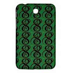 Abstract Pattern Graphic Lines Samsung Galaxy Tab 3 (7 ) P3200 Hardshell Case