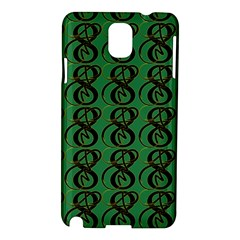 Abstract Pattern Graphic Lines Samsung Galaxy Note 3 N9005 Hardshell Case