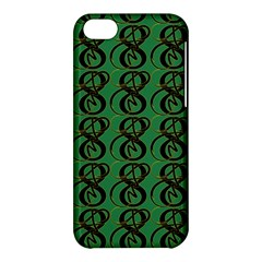 Abstract Pattern Graphic Lines Apple iPhone 5C Hardshell Case