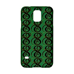 Abstract Pattern Graphic Lines Samsung Galaxy S5 Hardshell Case