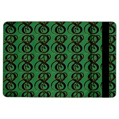 Abstract Pattern Graphic Lines iPad Air 2 Flip