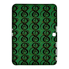 Abstract Pattern Graphic Lines Samsung Galaxy Tab 4 (10 1 ) Hardshell Case