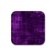 Background Wallpaper Paint Lines Rubber Coaster (square)