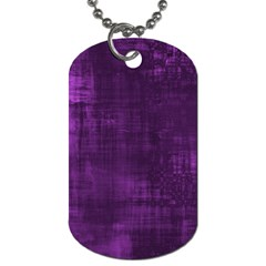Background Wallpaper Paint Lines Dog Tag (One Side)