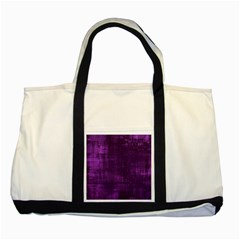 Background Wallpaper Paint Lines Two Tone Tote Bag