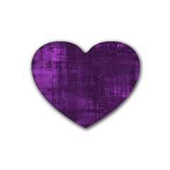 Background Wallpaper Paint Lines Heart Coaster (4 pack)