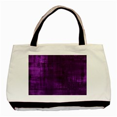 Background Wallpaper Paint Lines Basic Tote Bag (two Sides)