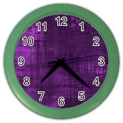 Background Wallpaper Paint Lines Color Wall Clocks