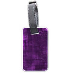 Background Wallpaper Paint Lines Luggage Tags (two Sides)