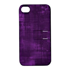 Background Wallpaper Paint Lines Apple Iphone 4/4s Hardshell Case With Stand
