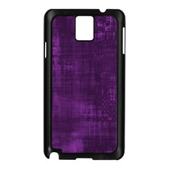 Background Wallpaper Paint Lines Samsung Galaxy Note 3 N9005 Case (black)