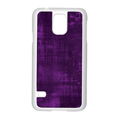 Background Wallpaper Paint Lines Samsung Galaxy S5 Case (white)