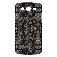 Line Geometry Pattern Geometric Samsung Galaxy Mega 5 8 I9152 Hardshell Case