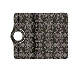 Line Geometry Pattern Geometric Kindle Fire HDX 8.9  Flip 360 Case