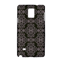 Line Geometry Pattern Geometric Samsung Galaxy Note 4 Hardshell Case