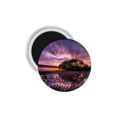 Landscape Reflection Waves Ripples 1 75  Magnets