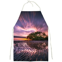 Landscape Reflection Waves Ripples Full Print Aprons