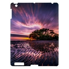 Landscape Reflection Waves Ripples Apple Ipad 3/4 Hardshell Case