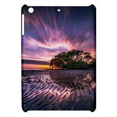 Landscape Reflection Waves Ripples Apple Ipad Mini Hardshell Case