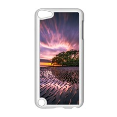 Landscape Reflection Waves Ripples Apple Ipod Touch 5 Case (white)