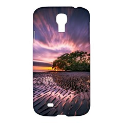 Landscape Reflection Waves Ripples Samsung Galaxy S4 I9500/I9505 Hardshell Case