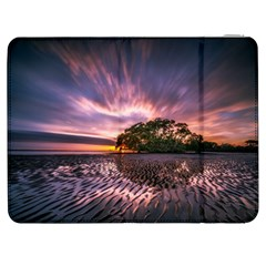 Landscape Reflection Waves Ripples Samsung Galaxy Tab 7  P1000 Flip Case