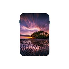 Landscape Reflection Waves Ripples Apple Ipad Mini Protective Soft Cases