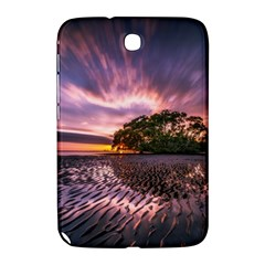 Landscape Reflection Waves Ripples Samsung Galaxy Note 8 0 N5100 Hardshell Case