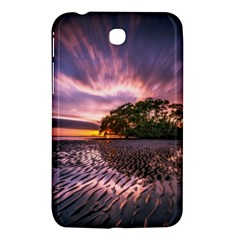 Landscape Reflection Waves Ripples Samsung Galaxy Tab 3 (7 ) P3200 Hardshell Case