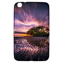 Landscape Reflection Waves Ripples Samsung Galaxy Tab 3 (8 ) T3100 Hardshell Case