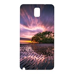 Landscape Reflection Waves Ripples Samsung Galaxy Note 3 N9005 Hardshell Back Case