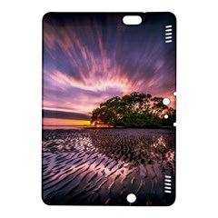 Landscape Reflection Waves Ripples Kindle Fire Hdx 8 9  Hardshell Case